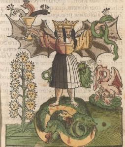 ἀρρενόθηλυς: De Alchimia Opuscula Complura Veterum Philosophorum